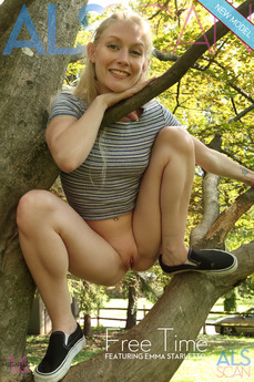 ALS Scan - Emma Starletto - Free Climb by Als Photographer