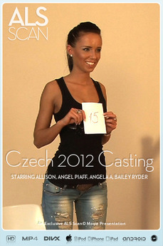 Czech 2012 Casting