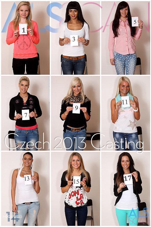Czech 2013 Casting