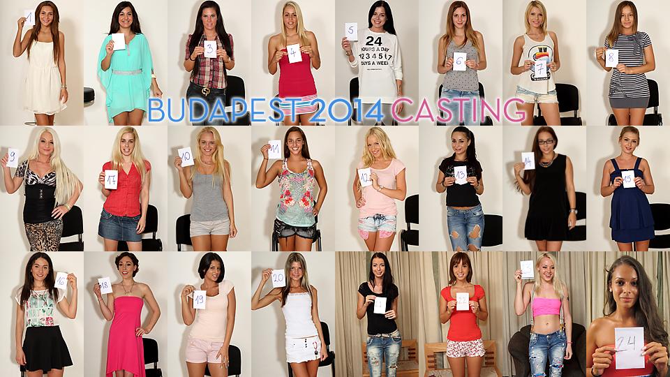 Budapest 2014 Casting