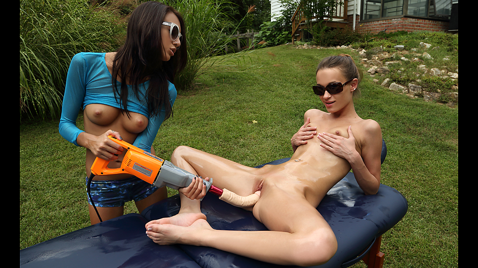 Kacy Lane with Janice Griffith - Satisfaction Kneaded