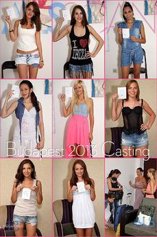 Budapest 2013 Casting