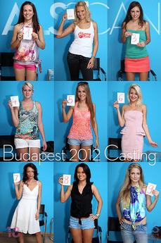 Budapest 2012 Casting