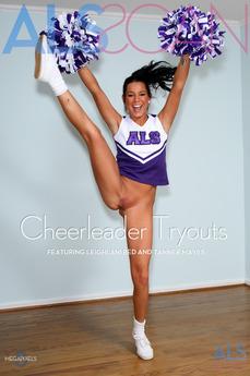 Cheerleader Tryouts