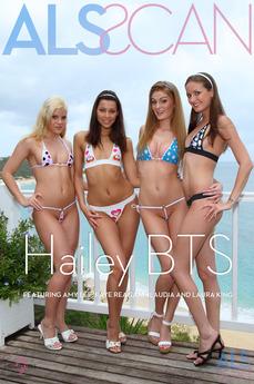 Hailey BTS