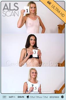 Czech 2016 Casting Part 1