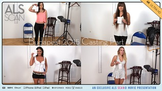 Budapest 2015 Casting Part 3