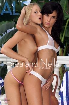 Brea and Nella