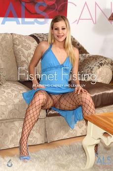 Fishnet Fisting