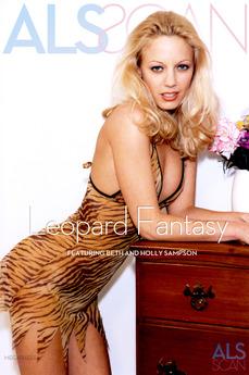 Leopard Fantasy