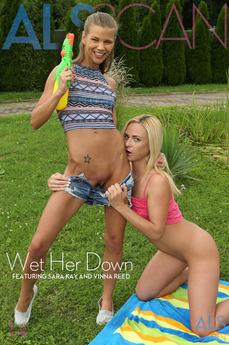 Wet Her Down