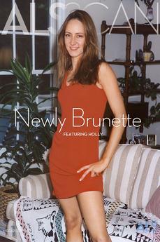 Newly Brunette