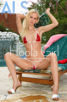 Hoola Girl