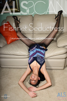 Fishnet Seductress