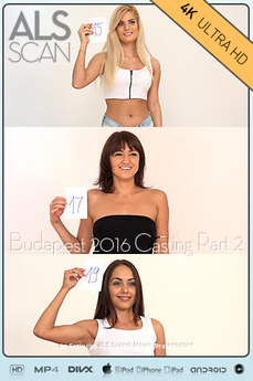 Budapest 2016 Casting Part 2