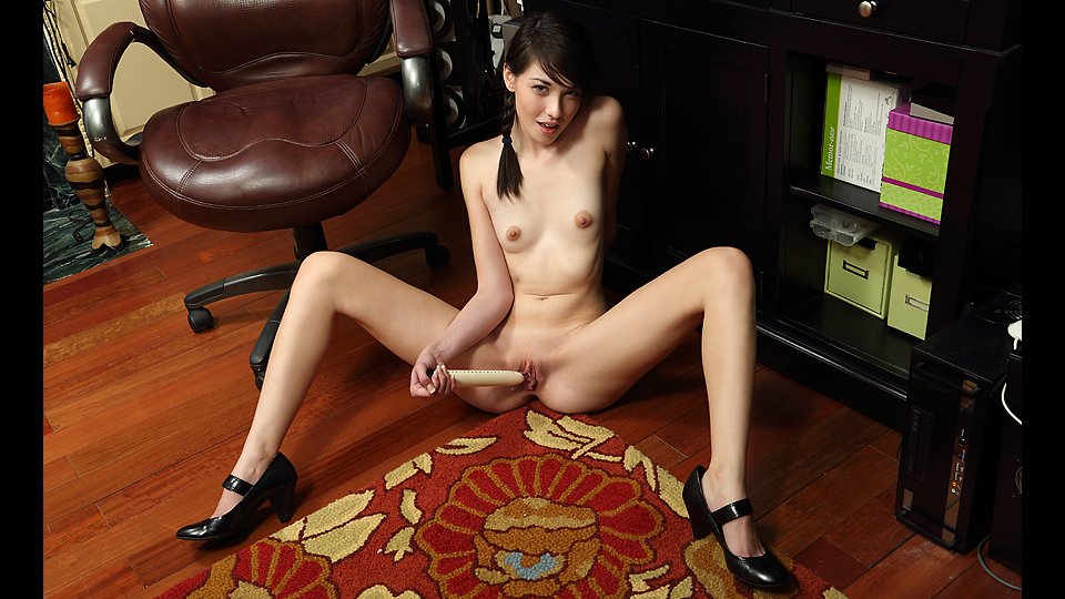 Emily Grey - Slow Strip